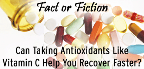 Vitamin C Help You Recover Faster?