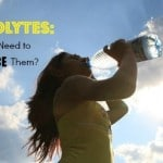 Do You Even Need to Replace Electrolytes?