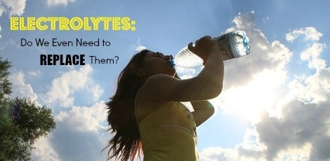 How necessary are electrolytes? Research suggest they're not as critical for runners as we think. When should you consume during training & racing? We explain, and make it easy for you to get it right!