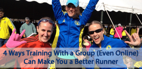 Joining a running community is one of the easiest ways you can make yourself a better runner. Here are 4 of the main reasons why it will help you train, recover, and fuel better.