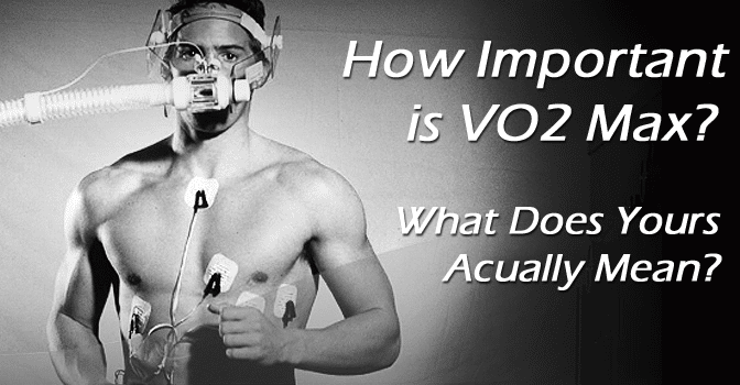 Week 07: How Important is VO2 max
