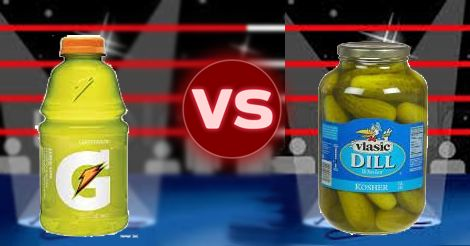 Can pickle juice really cure muscle cramping when running? Believe it or not, 3oz of pickle juice can cure muscle cramps when running. Here's the science on why and how it works.