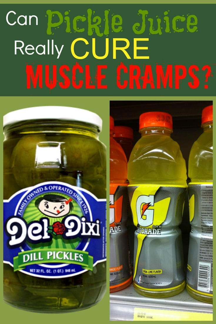 Cramps are a runners nightmare, you would do anything to alleviate the pain. We look at the science behind drinking pickle juice to find relief and recovery. You will be surprised by what we found!