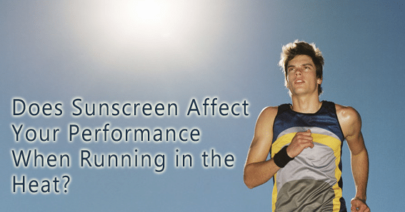 Running in the heat brings runners many challenges, including sunburn. But does sunscreen block pores and increase overheating, impacting performance?