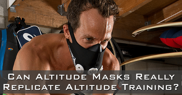 High altitude training mask research paper