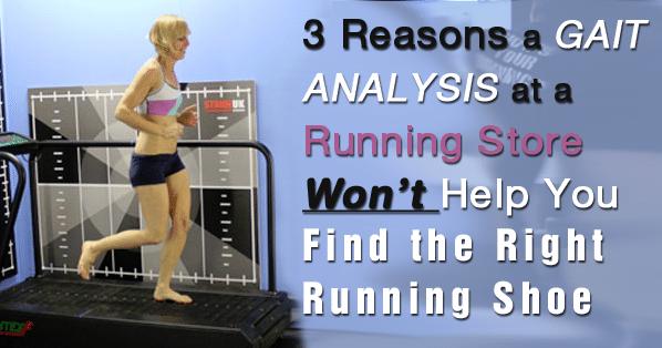Why Gait Analysis Won't Help You Find