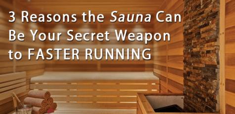 sauna-running
