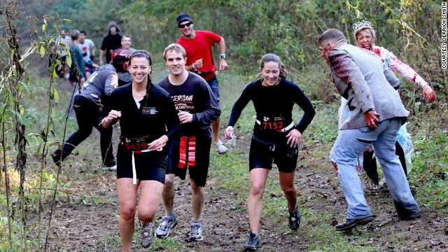Have you become stuck in your training? Looking for a new challenge? Check out these fun races all over the world.