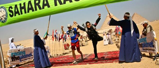 4 Deserts Race