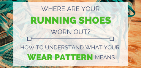 Where Are Your Running Shoes Worn Out? How to Understand What This Means