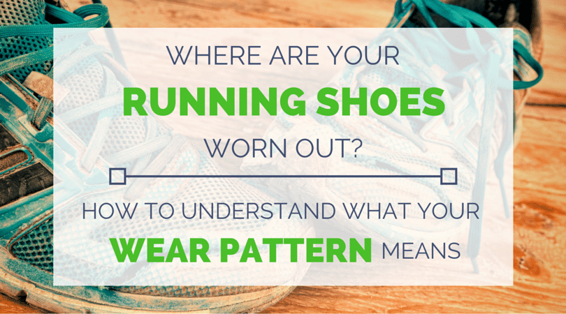 There is a lot of conflicting information on how to select the correct running shoes. We break it down simply into three phases of foot strike, and discuss where it is normal to have wear on running shoes, how much, and how wear on one shoe can affect your running.
