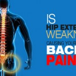Is Hip Extensor Weakness Causing Your Back Pain?