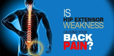 Have you ever considered the role your hip extensors may be playing in your low back pain? We look at three studies evidence of how this may be the case.