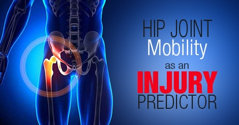 Your hip joint range of motion could be the source of your injuries, we look at the research on hip mobility, and what you can do to improve it.