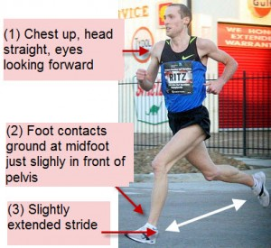 Downhill Running Correct Form
