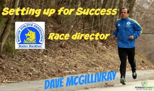 Interview with Boston Marathon Race Director, Dave McGillivray
