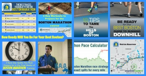 Racing Boston Marathon in 2015? We have lots of great articles, and a bloggers linkup to learn about how others are getting on in their training build up.