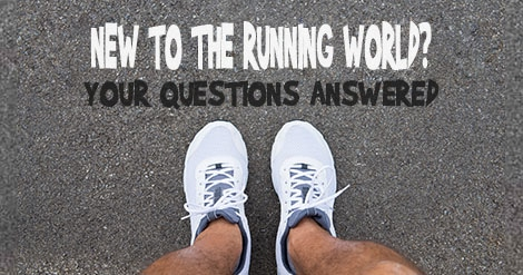If you are a new runner, you probably have lots of questions. We answer the 5 most common running questions, to help you overcome pain, get faster, and feel confident.