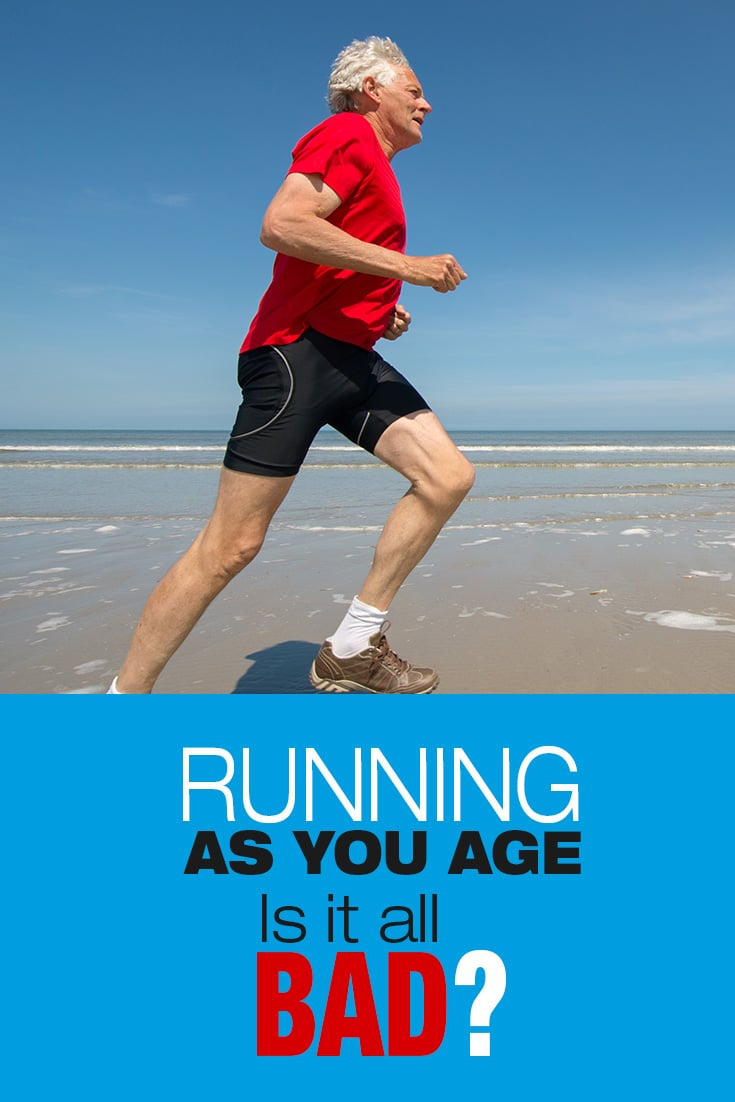 As you get older, your body changes, but by how much? We look at the research comparing older runners to younger runners to see how biomechanics change over time.