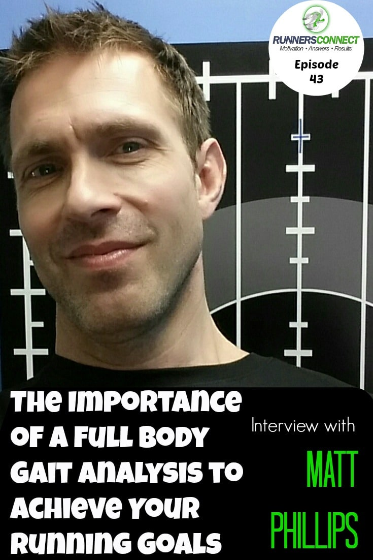 Have you ever thought running gait analysis was just for the elites? Our interview with Matt Phillips shows how important it is for all runners, and how you can find a reliable source, without breaking the budget!