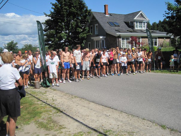 Peaks Island Road Race