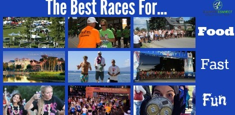 There are many reasons people race, and we have you covered; if its food, fast or fun, we have the best races for you to choose from!