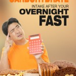 How to Calculate Carbohydrate Intake After Your Overnight Fast