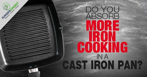 Some say that cooking in a cast iron pan is a method to increase your iron intake, but is there any real science behind it? We research to find the truth