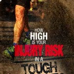 How High is Your Injury Risk in a Tough Mudder?