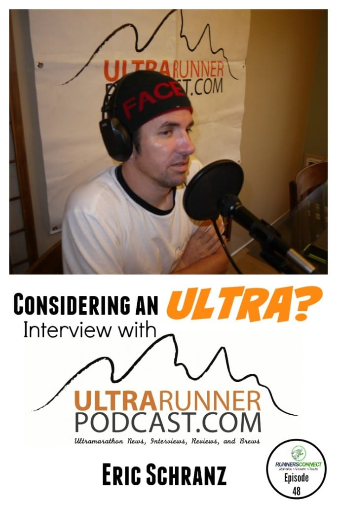 We interview ultra runner podcast host Eric Schranz to learn all the information about the growing sport of ultra running, and what you need to do to try one!