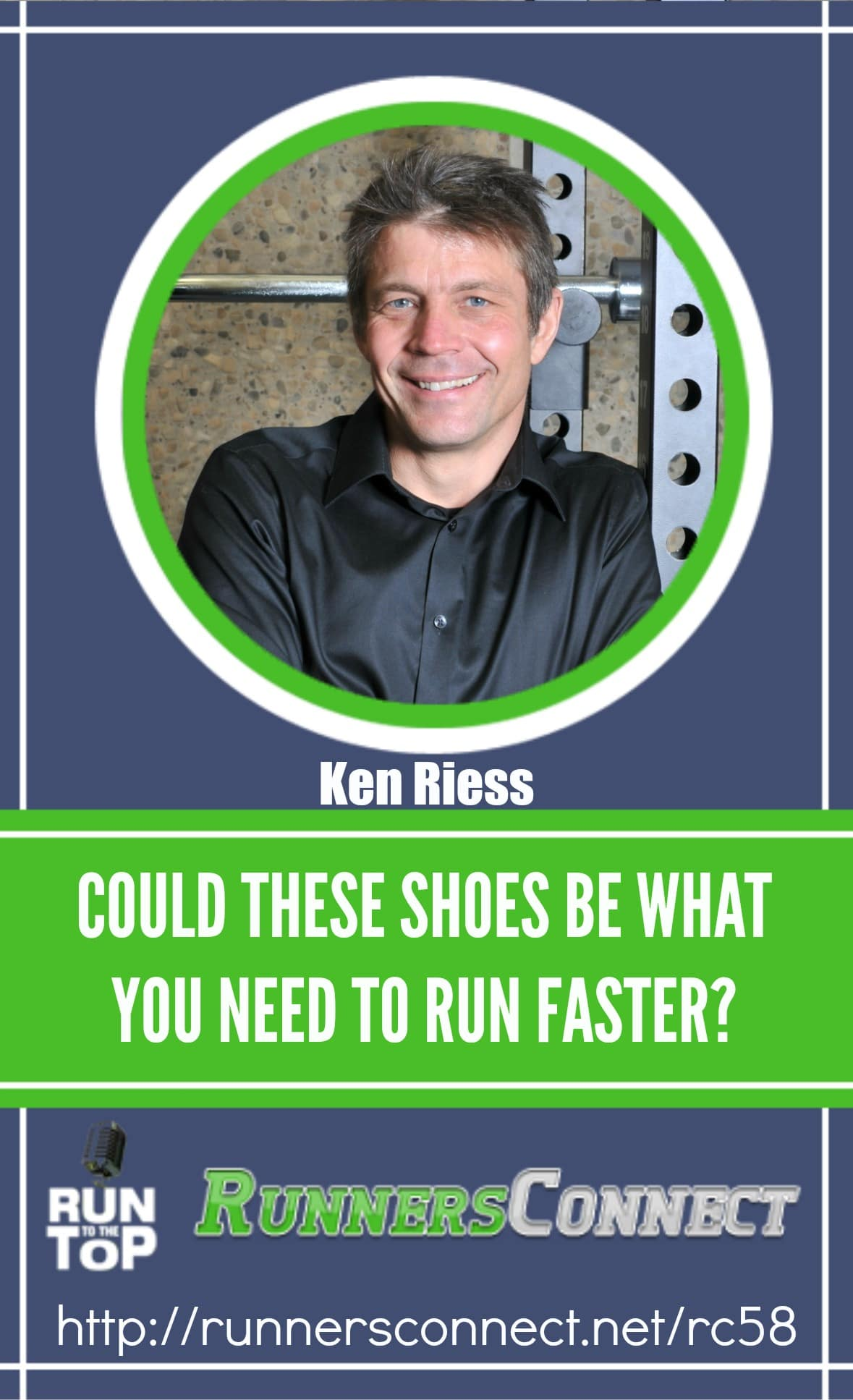 We interview scientist Ken Riess who completed a study on a shoe with mechanical springs inside, and found running efficiency improved significantly. If your running economy improves, you can run faster easier, worth a try? We think so!