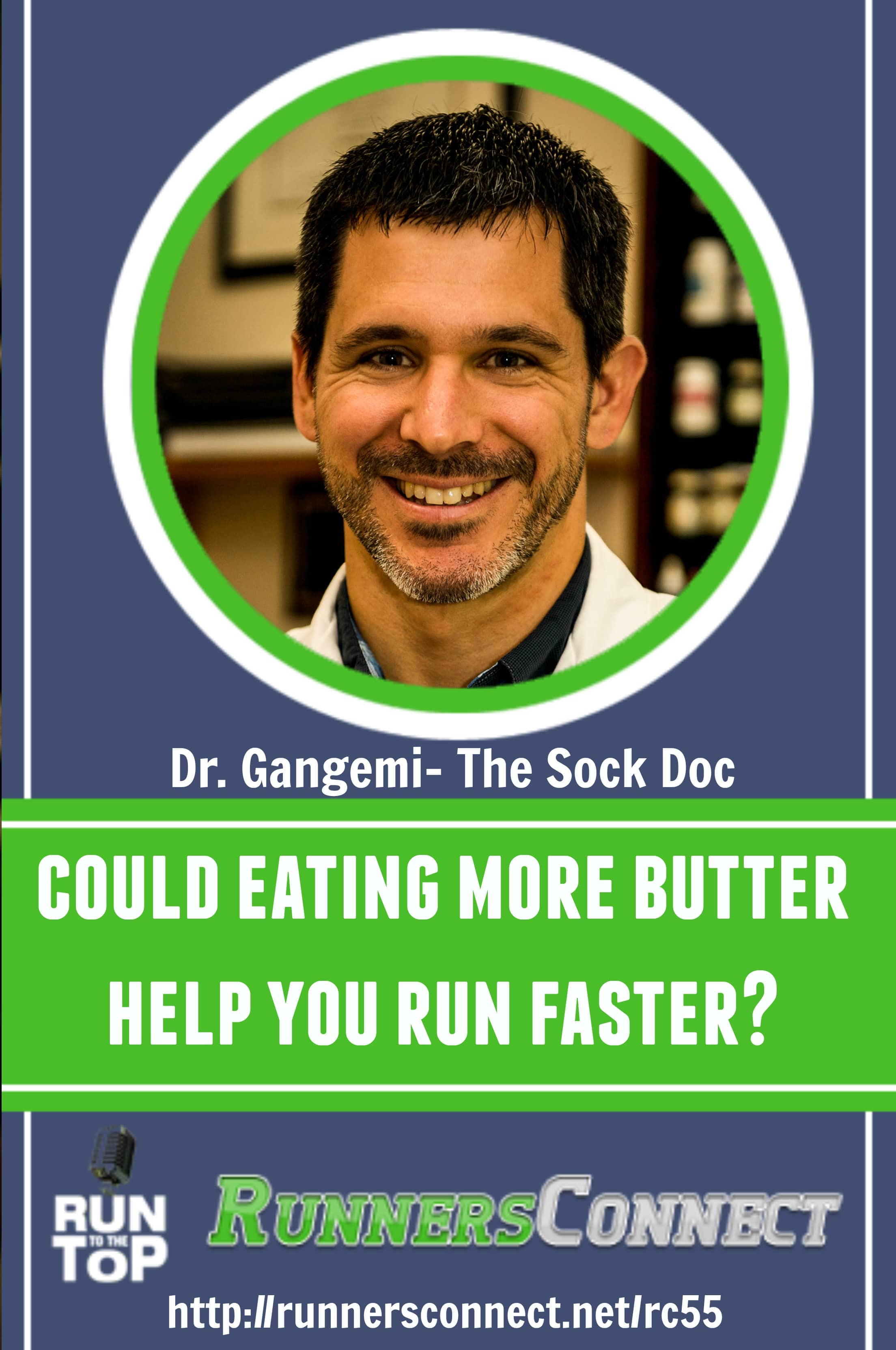 If you are fed up of the aches and pains that regularly arise as a runner, this interview with the Sock-Doc is just what you need. Dr Gangemi explains what you need to heal naturally, and stay injury free.