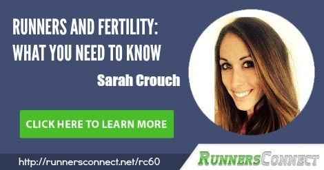 This podcast goes deep into female runner issues with fertility, amenorrhea, periods, & ovulation, and what to do in the absence of menstruation.