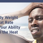 How Body Weight and Sweat Rate Impact Your Ability to Run in the Heat