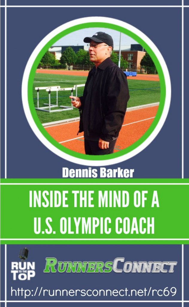 Ever wondered how elite coaches come up with training plans for their best runners? This interview looks inside the mind of Team USA Minnesota Head Coach, Dennis Barker. Use his advice to help you run faster!