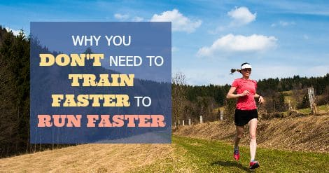 Feeling better on your runs after a strong section of training can encourage most of us to want to speed up our paces, but you can actually end up missing the training you need for your next race, making yourself less prepared. This is really interesting, and makes total sense with why we need to run slower, especially on easy days!