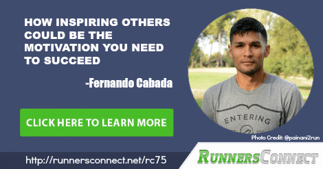"Incredible story of 2:11 marathoner Fernando Cabada, who shares his brave, inspiring story of how running helped him to ""became someone"", overcoming many struggles being raised in an Immigrant family. This is a heart wrenching story that every runner will appreciate. If you are struggling with your training, listen to this, it will change your perspective!"