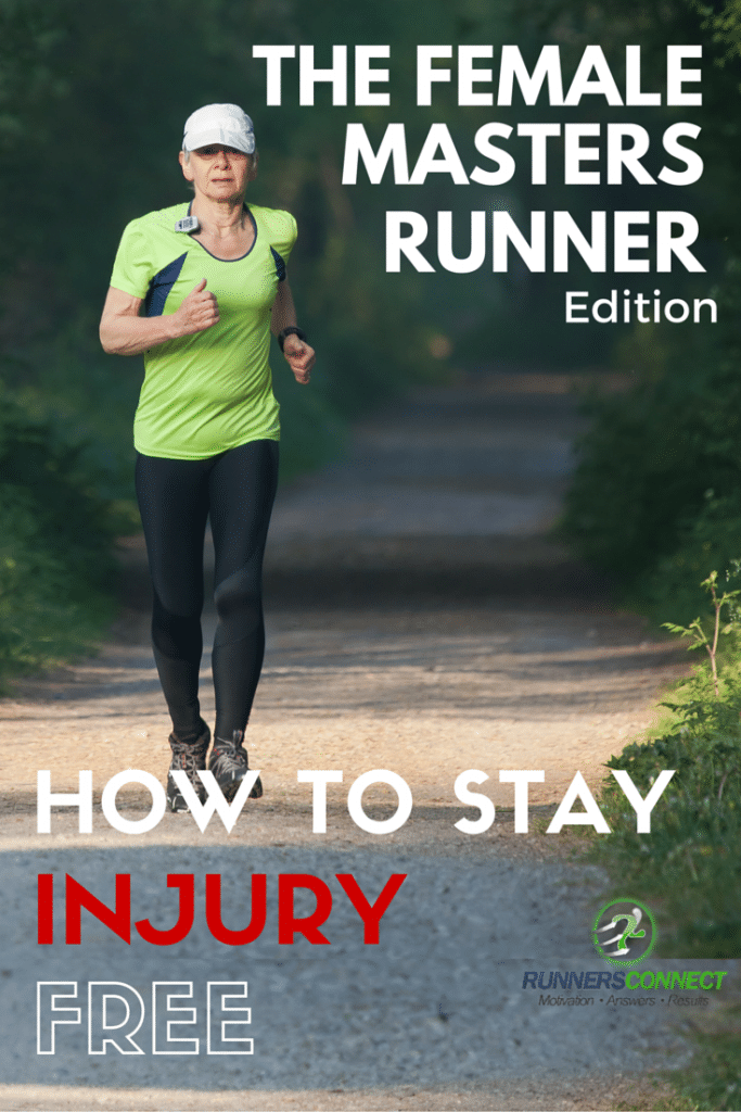 Female masters runners have few resources available when it comes to running. Bennett Cohen has some advice just for you; how to run your fastest times ever, and prevent injuries. Nice to see information for masters for a change!