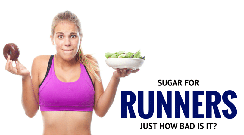 Yes! I can keep my chocolate! We know added sugars are bad for us, but as runners can we get away with it? In some ways, yes! Helpful guide showing how to know which types and how much you can have.