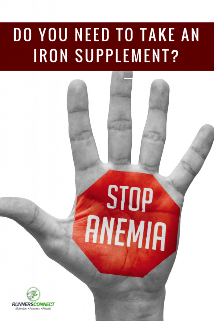Runners know the importance of maintaining iron levels to run fast, but it can be confusing especially when high iron levels can be dangerous. Finally, an article that explains why we need iron, and the serum ferritin levels to start and stop taking it.