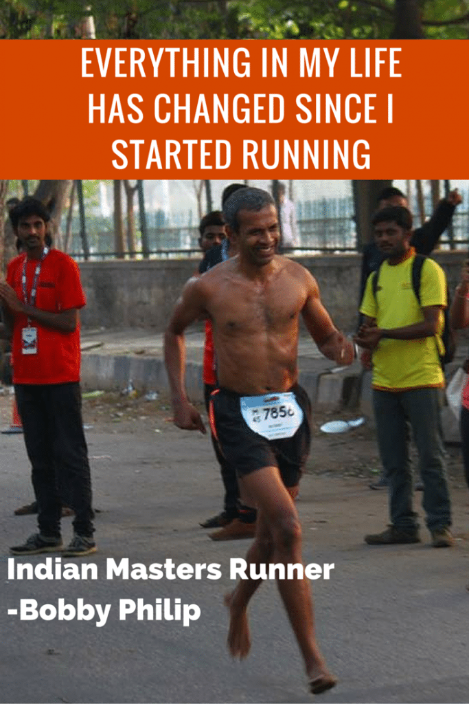 Really makes you think.Running in India is very different to the Western World. Bobby Philip shares his running journey, India's view on running, and how running barefoot (despite the risk of treading on nails and other dangerous items) has brought him to every Indian runners dream; the Boston Marathon.