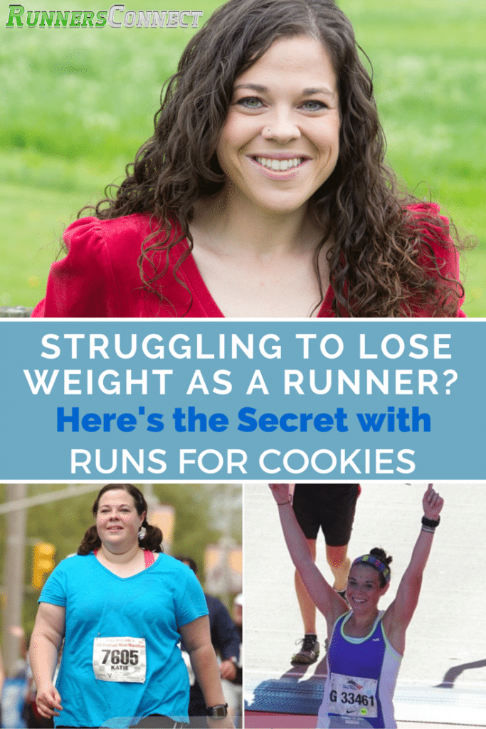 Losing weight is TOUGH. Runs for Cookies lost over 100lbs through running (& kept it off). Hear how she did it, and how you can make sure you do too by only implementing changes you can make for life. Inspiring story!