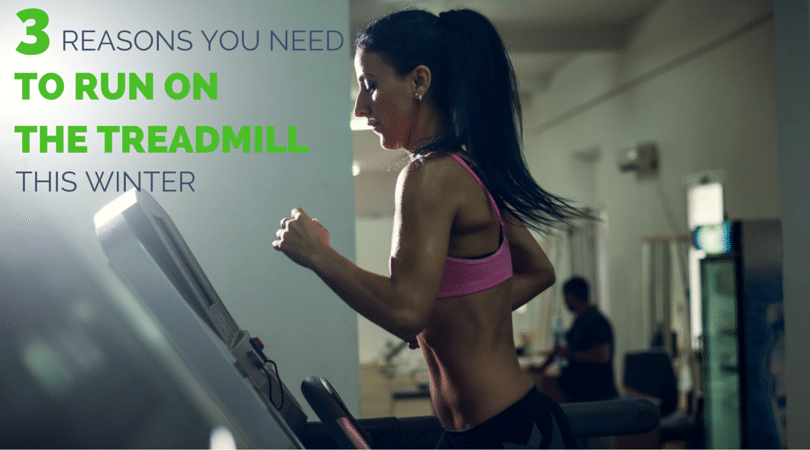 I hate running on the treadmill, but in the winter, some days we just have to get on with it. How to know which days to brave the cold, and which days to deal with the monotony. Also some helpful running tips for winter running. Great post!