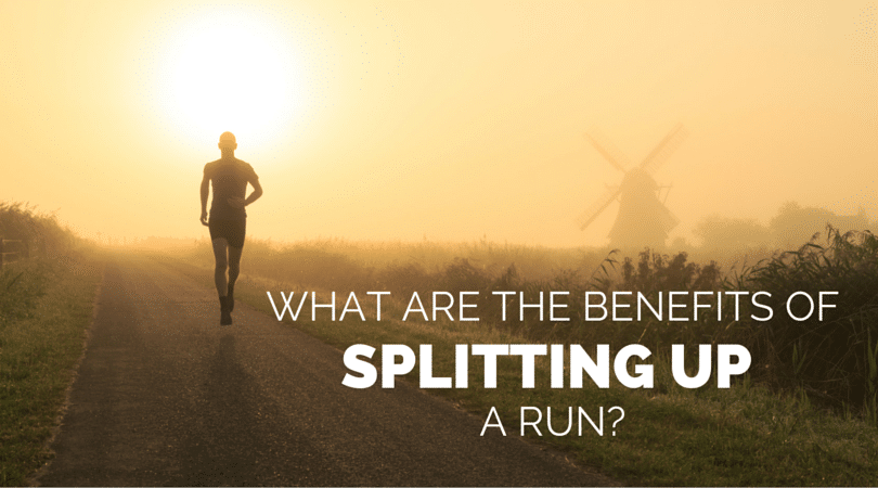 I always wondered if it matters if you split up your runs. Surely you get the same effects? The research surprised us! Also gives 3 ways to build mileage safely to prevent injury and run faster.