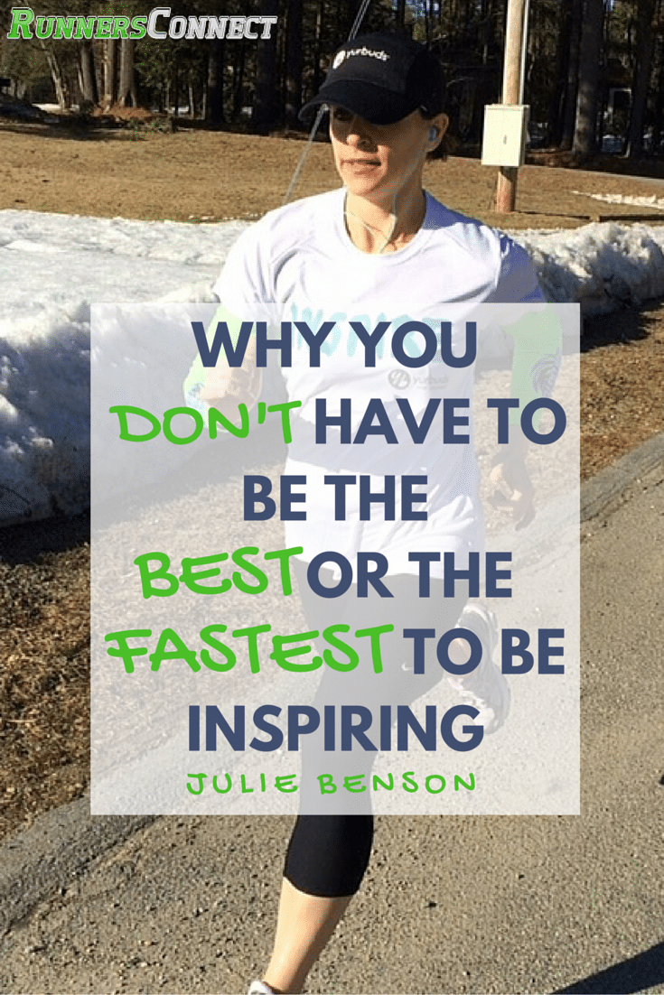 Such an inspirational podcast! Must listen! Julie Benson shares her heart wrenching story of the Boston Marathon bombings (while racing for Sandy Hook children!), and how she overcame her eating disorder to find comfort in running.