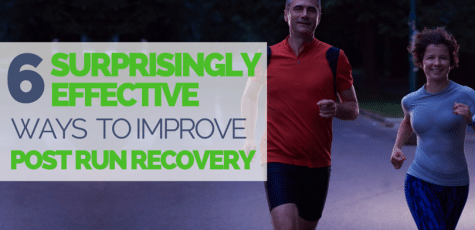 Great recovery hacks for every runner! Recovery is important for every runner, but it becomes critical for masters runners wanting to stay healthy and keep running, no matter how old you are.