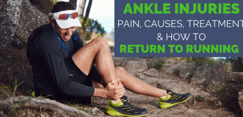 Ankle Injuries: Pain, Causes, Treatment and How to Return to Running