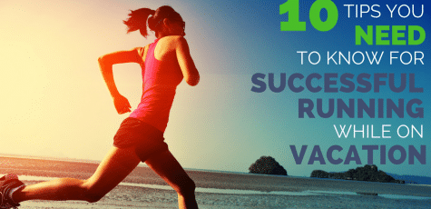Running and traveling DO mix! Staying fit while on vacation can be tough to motivate yourself to get it in. This runner guide gives 10 hacks to get your running in this summer.