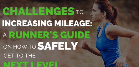 Running more miles per week will help you get faster, but it can be difficult to know how much to add without ending up injured. This guide gives runners 8 things to consider to make sure you increase mileage safely without injury or overtraining.