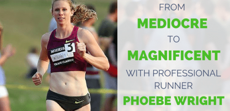 Think elite runners have it all? They improve in their running every season with a sponsor like Nike behind them? Actually no, and Phoebe Wright does not mind sharing her struggles, and thoughts on eating disorders, doping, and the contemplation of giving up professional running. This girl is honest, real, and easy to relate to. A must listen for every runner!
